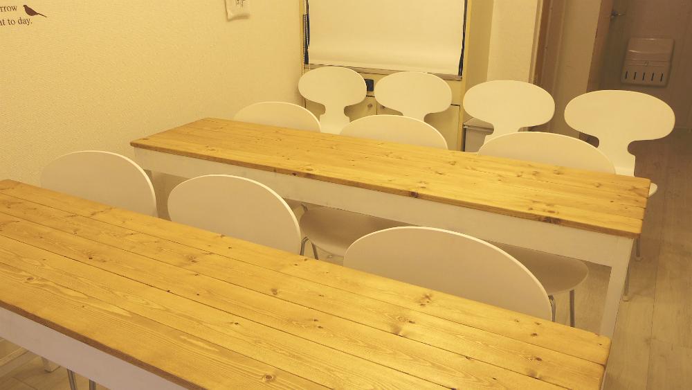 新宿高島屋前 貸し会議室④