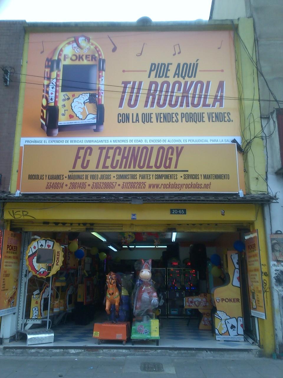 Maquinas Multijuegos, venta de maquinas y rockolas