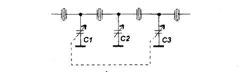 Настройка полосы пропускания фильтра