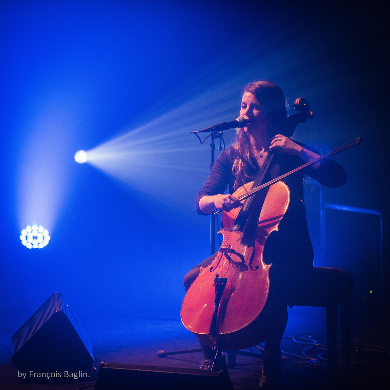 Daisies Fields-Concert Starter 31 mars 2016, avec Maïe-Tiaré Coignard (photo François Baglin)