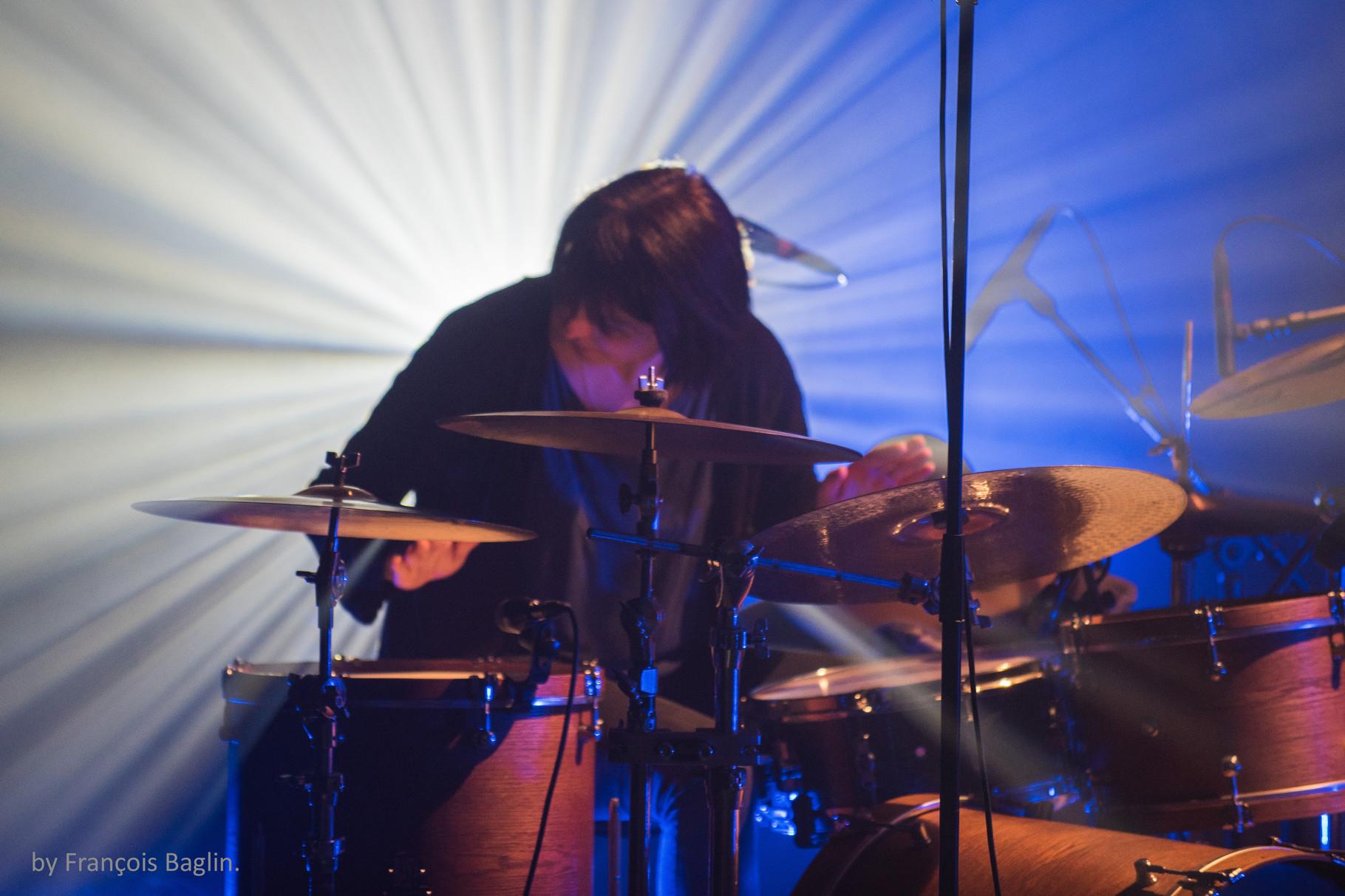 Daisies Fields-Concert Starter 31 mars 2016, avec Sabrina Calvo (photo François Baglin)