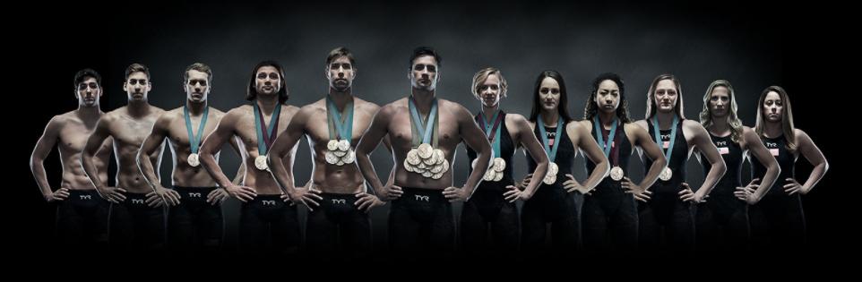 team TYR athlètes tyr natation