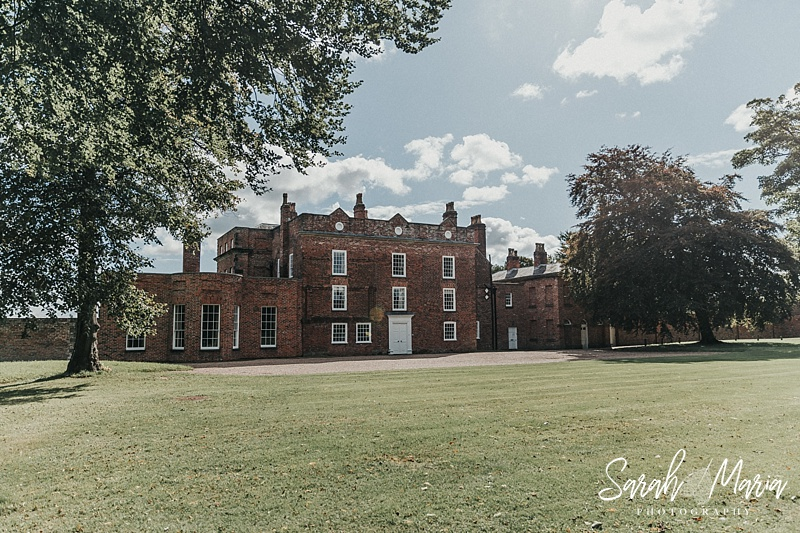 meols hall in southport