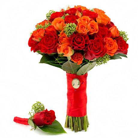 Цветы березовский