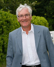 Gérard Douis au terrain en 2012. (Photo Alain Eli, DR)