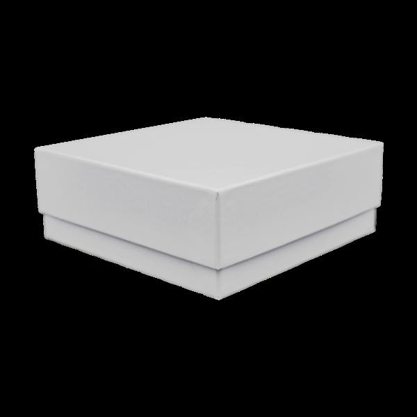 Kryobox 133 x 133 x 50mm weiß
