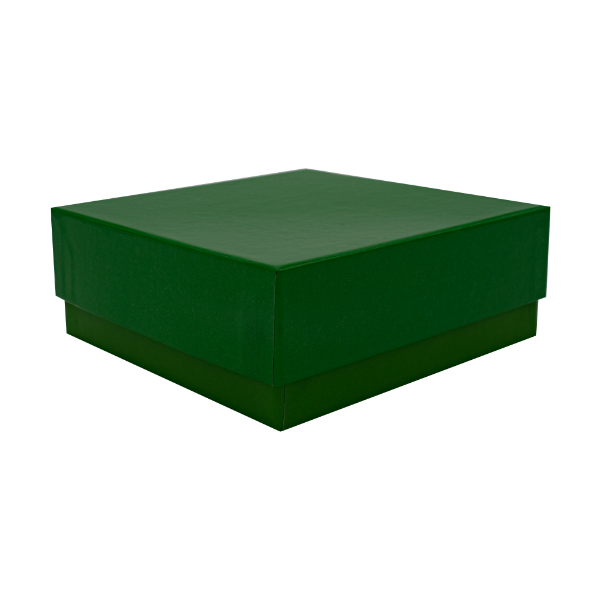 Kryobox 133 x 133 x 50mm grün