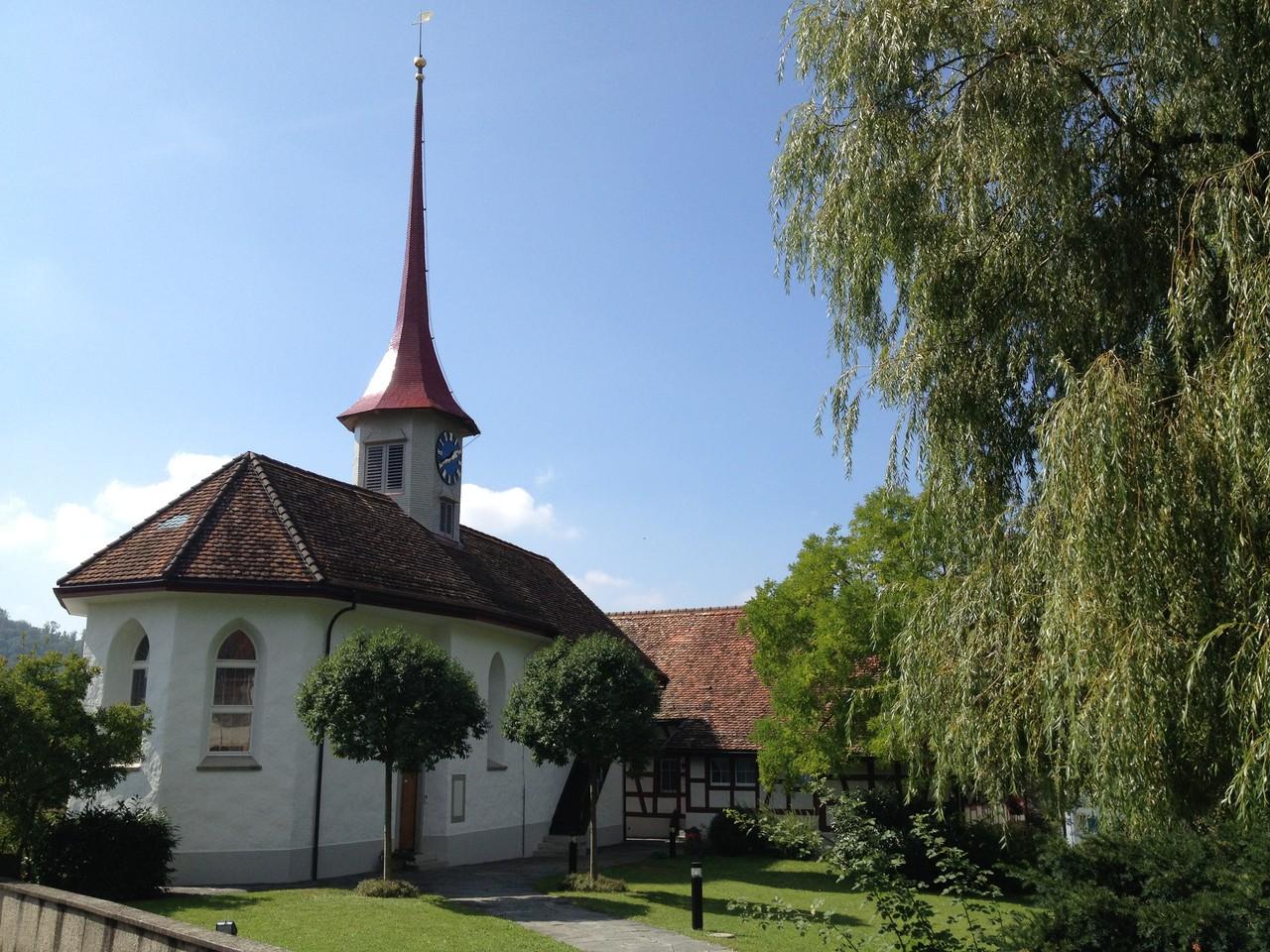 Sanierung Kirchturm, nachher