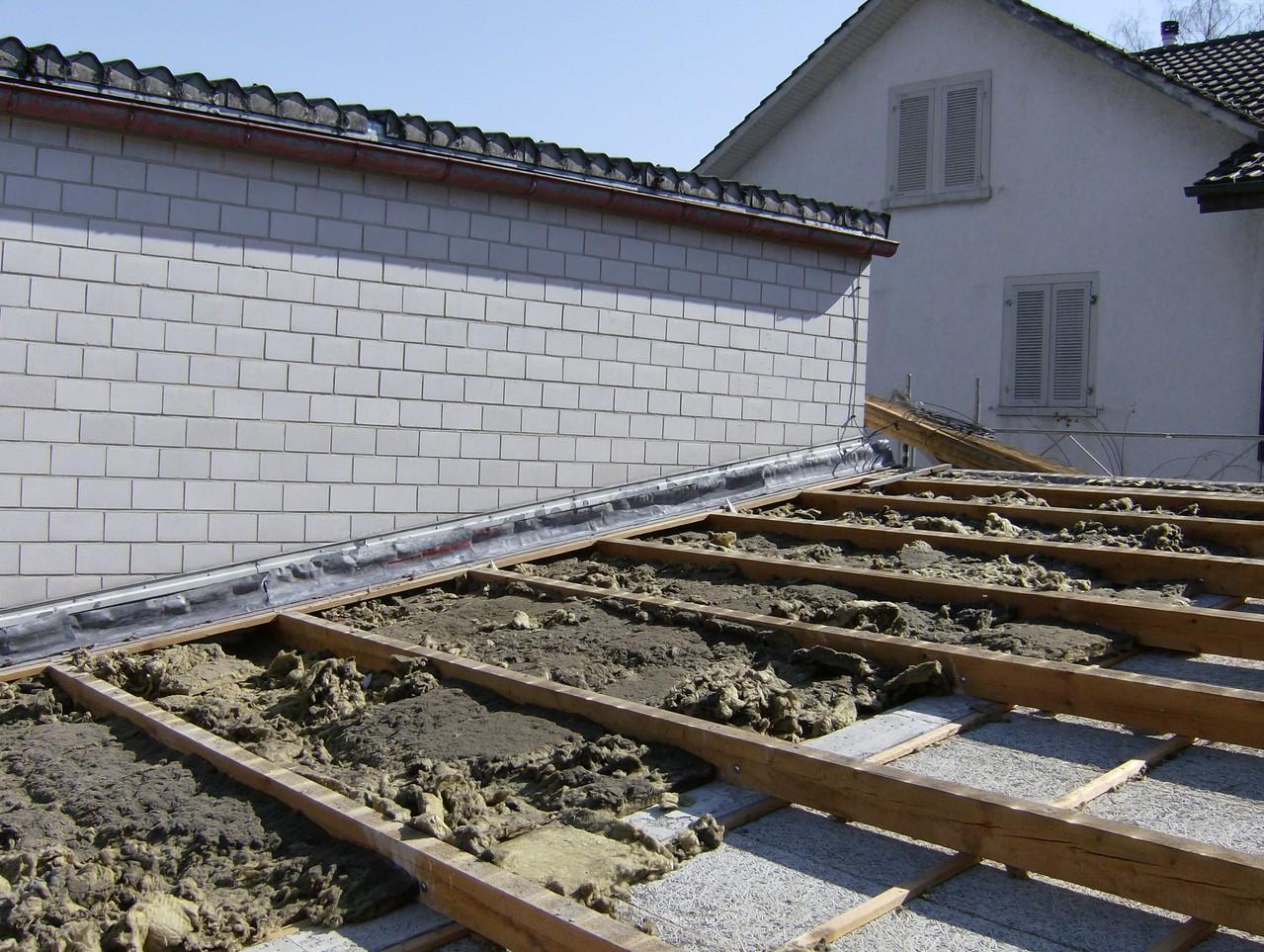 Marderschaden-Sanierung an Industriegebäude