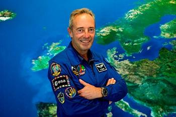 JEAN FRANCOIS CLERVOY contact intervenant astronaute
