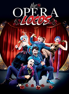 opera locos band contact humour musical