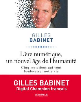 gilles babinet contact intervenant numerique IA intelligence artificielle