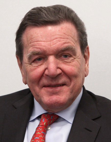 gerhard schroder contact conference speaker