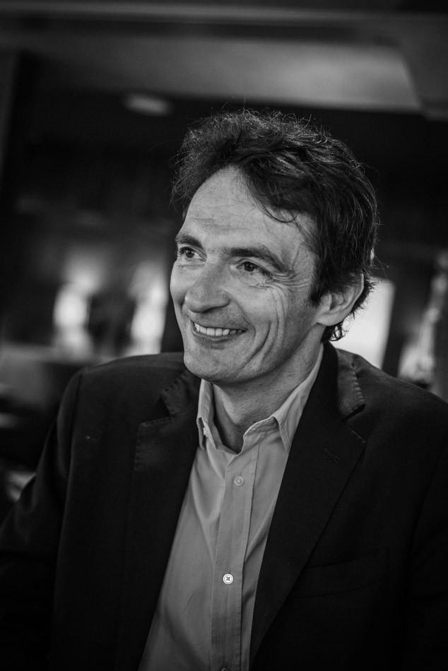 Denis Westhoff, schrijver o.a Sagan et Fils