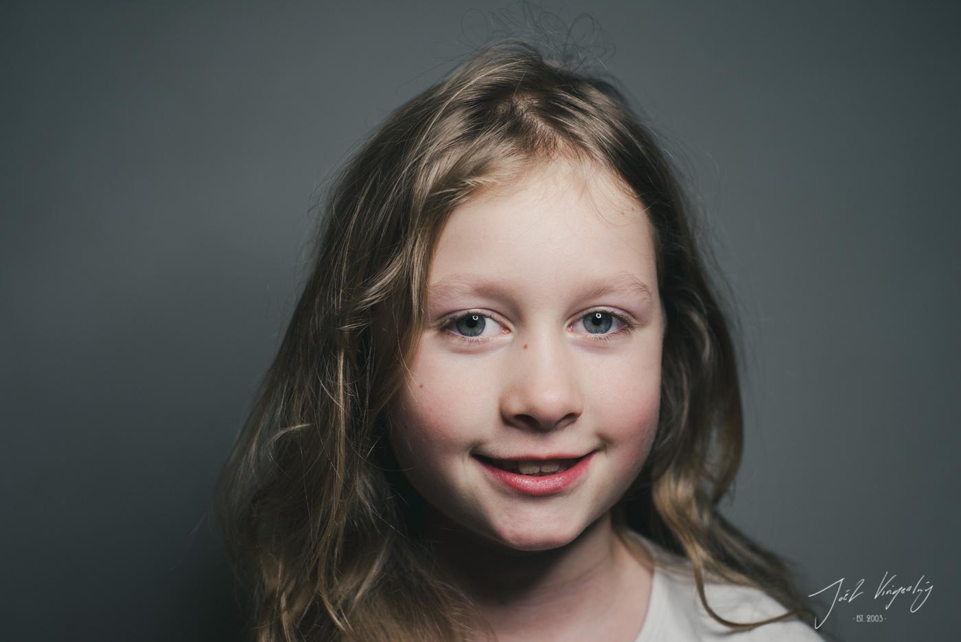 Portret fotografie kinderen
