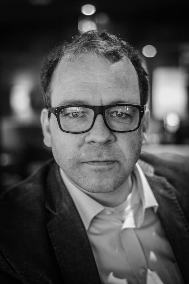 Calvin Visscher, schrijver/uitgever