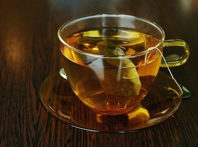 Abwarten und Tee trinken