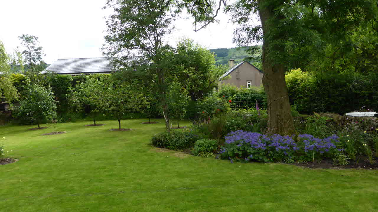 Self Catering Accommodation In The Peak District Chinley