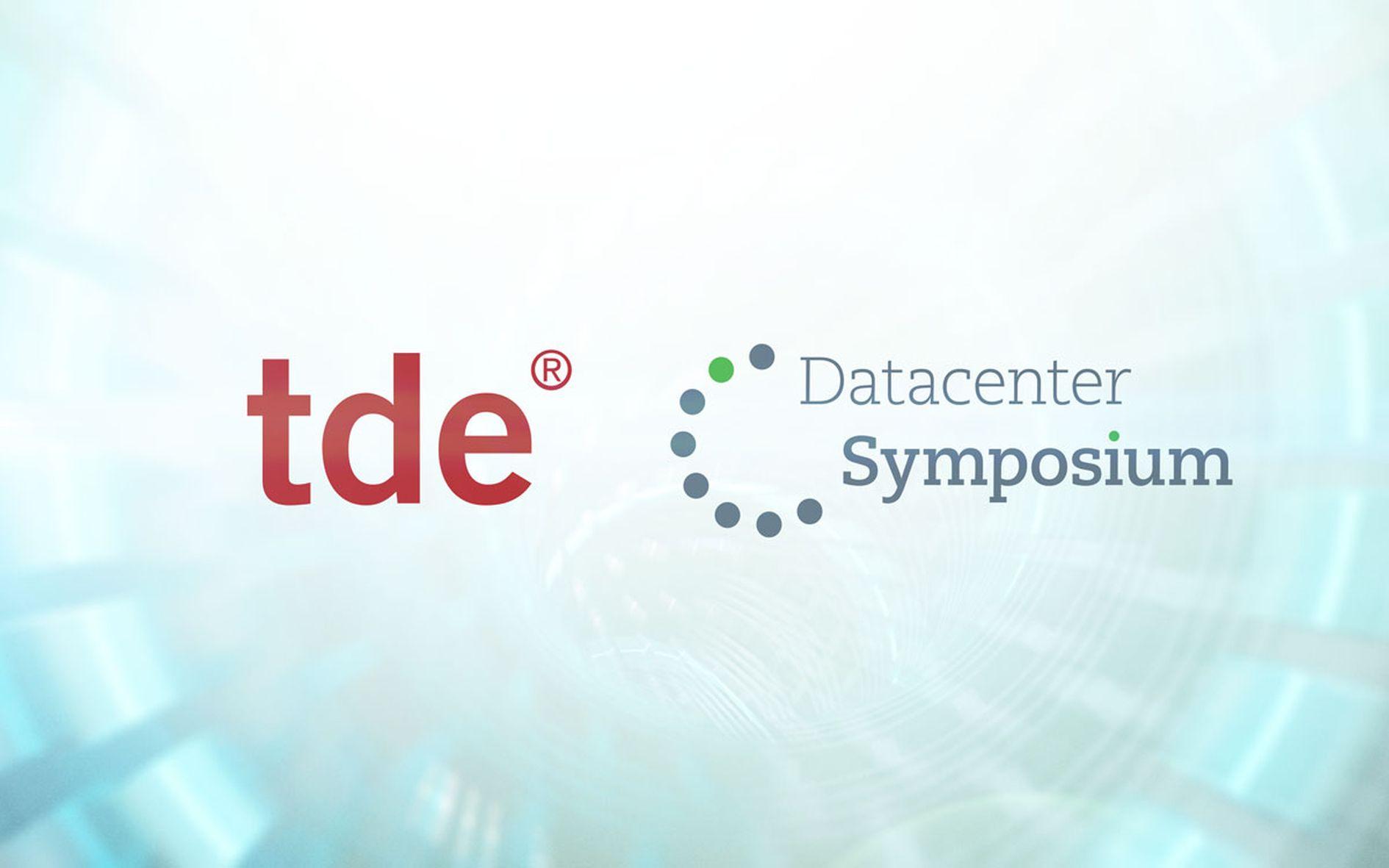LANline Datacenter Symposium am 23.9.2021 in München: Technologieführer und Netzwerkspezialist tde ist Silber-Sponsor