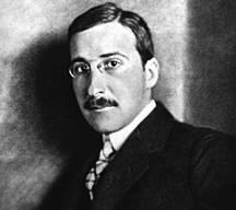 Stefan Zweig (1881-1942) / Quelle: Wikimedia Commons