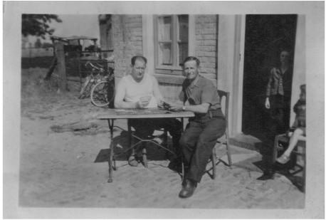 Café Dancoisne - Rue Deregnaucourt -Hubert Payen et Georges Dancoisne