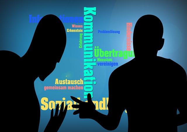 Miteinander reden hilft. Ich unterstütze Sie gerne.