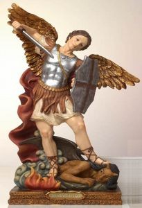Michel Ange 14 x 7 cm  14.90€ en resine
