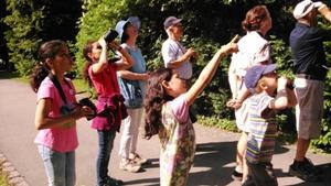 Familienführung in Mössingen