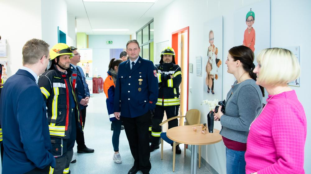 12.02.2020 Spende an den Bunten Kreis Allgäu von der Feuerwehr Ermengerst