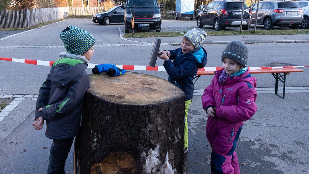 2019 Feuerwehr Ermengerst - Adventfeier
