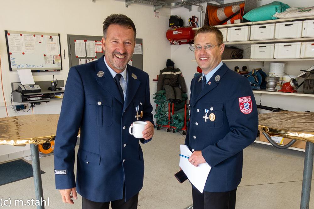 Feuerwehr Ermengerst - Tag der offenen Tür am 22.09.2019