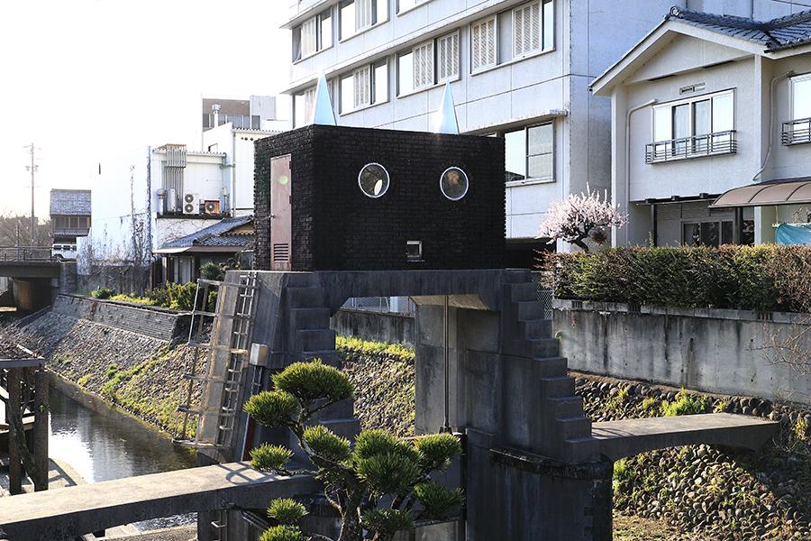 ロボット水門