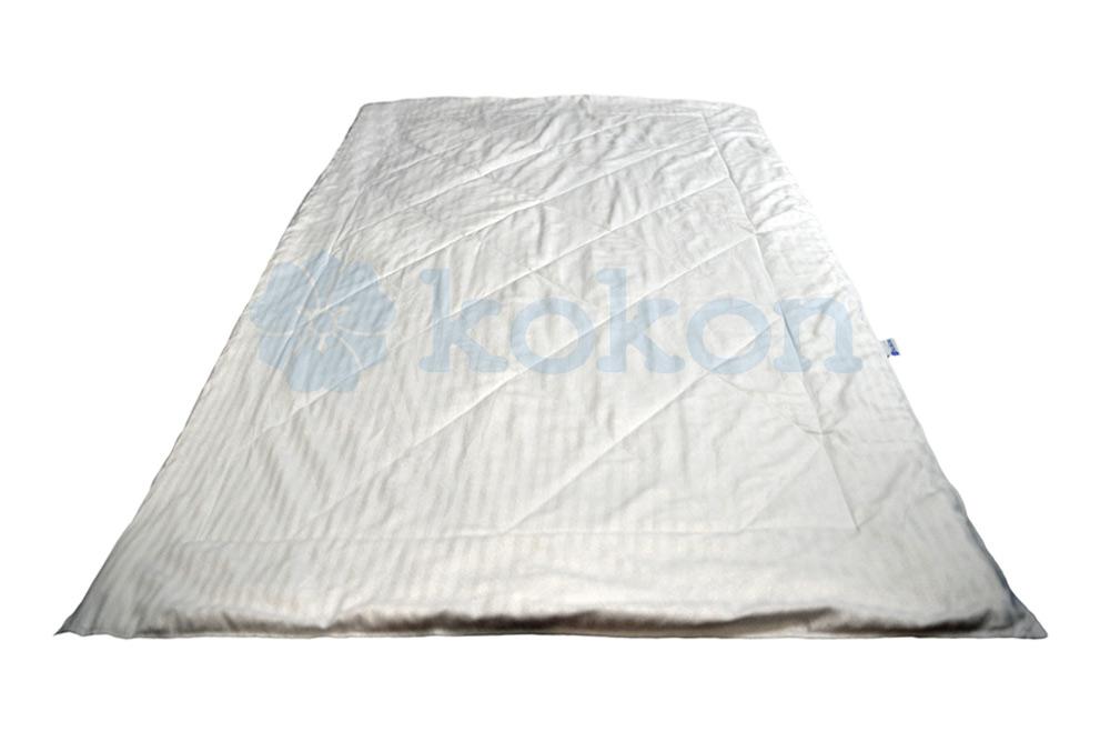 Direkt auf der Matraze aufliegend unterstützen die Matratzenauflagen ein trockenes und warmes Schlafgefühl!