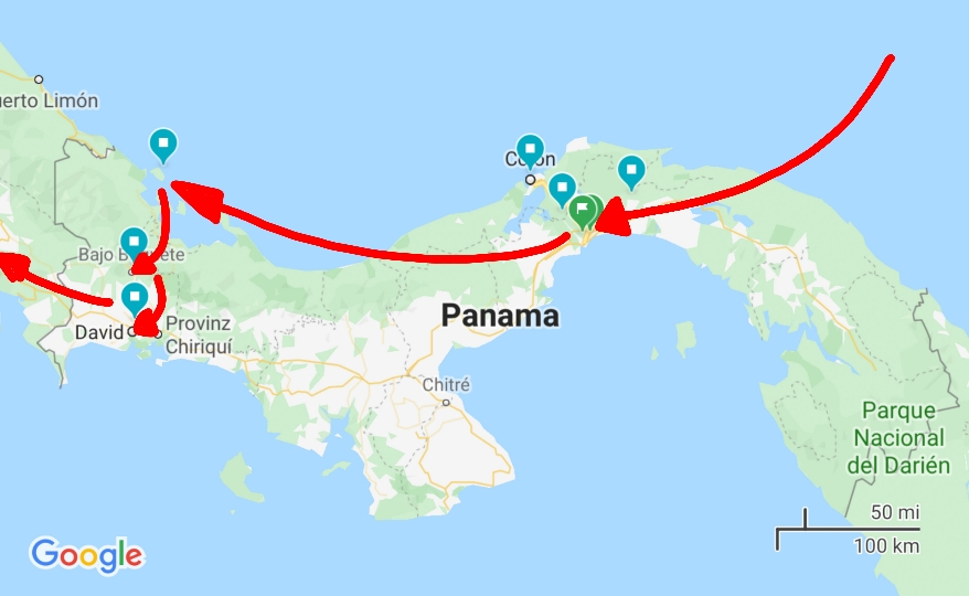 Panama Tour 2019/11