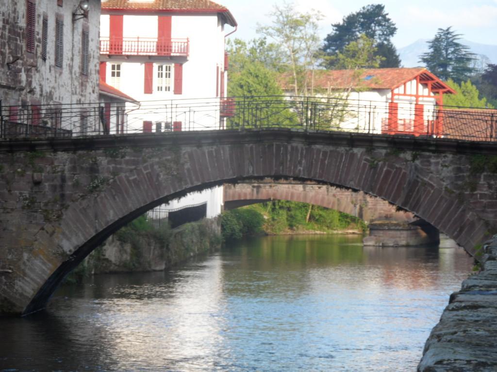 Le pont de saint Jean Pied de port