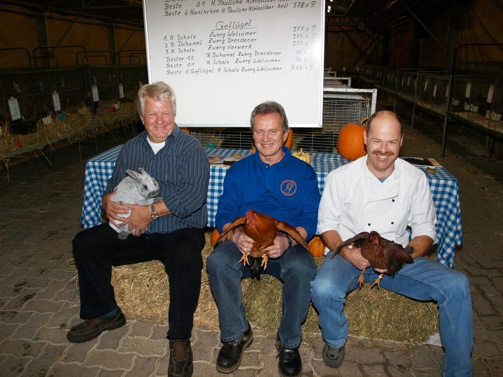 Die Sieger Herbstschau 2009