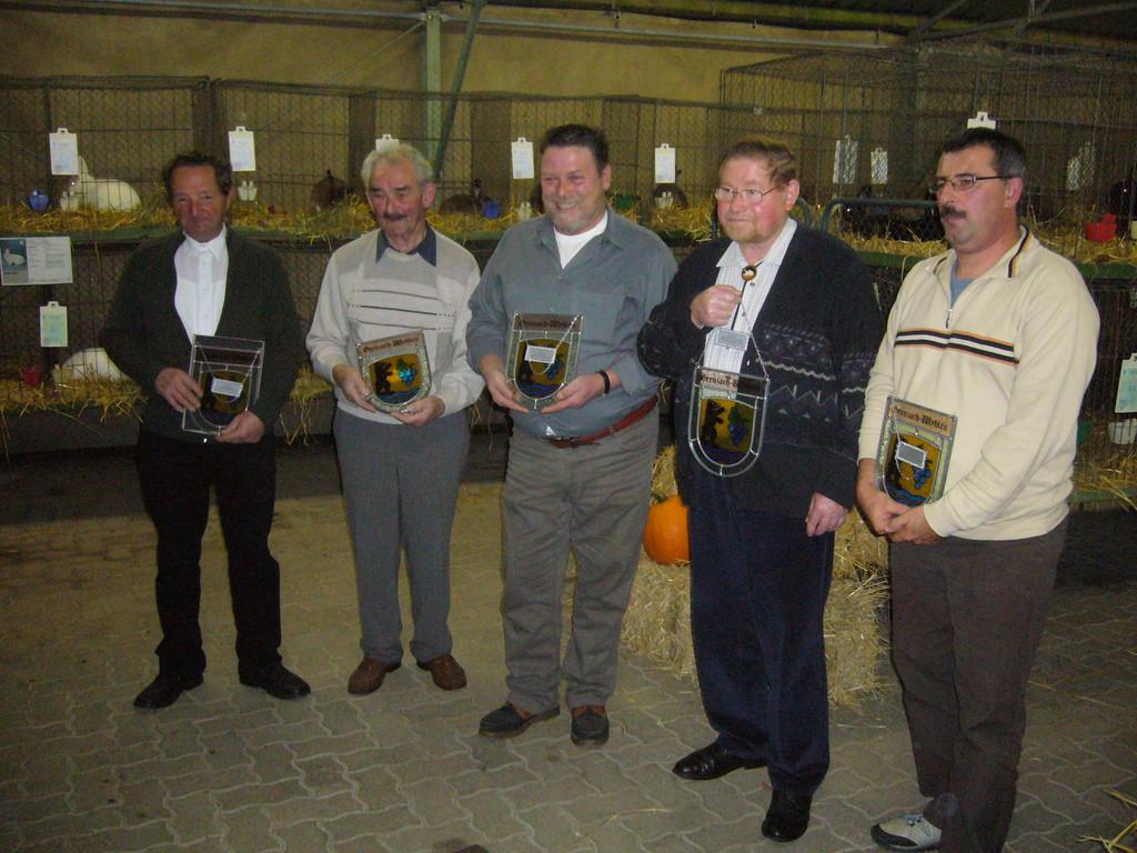 Gewinner des Gemeinde- Ehrenpreises