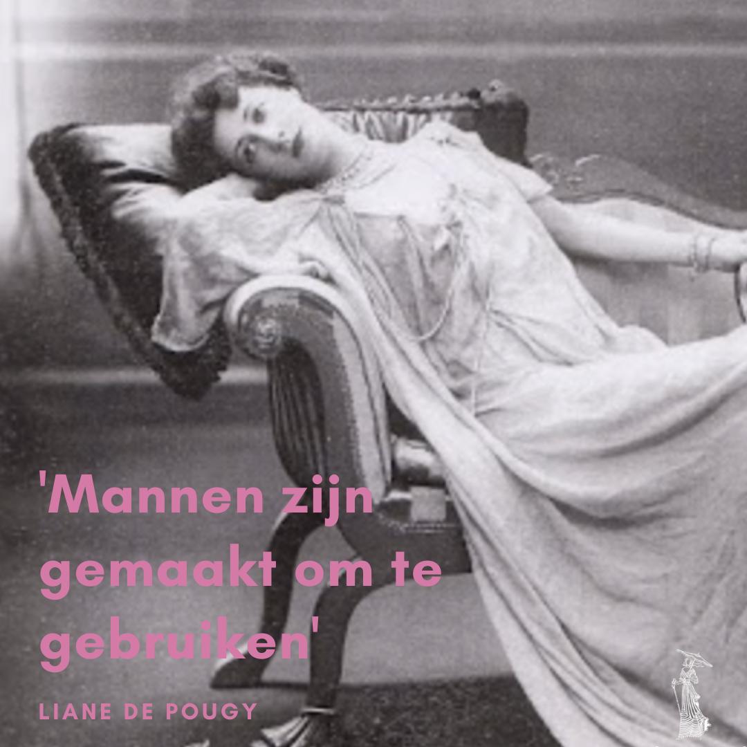 Het geheim van de courtisane dat iedere vrouw zou moeten kennen!