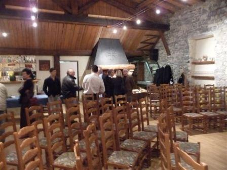 La Salle des Magnans, conférence