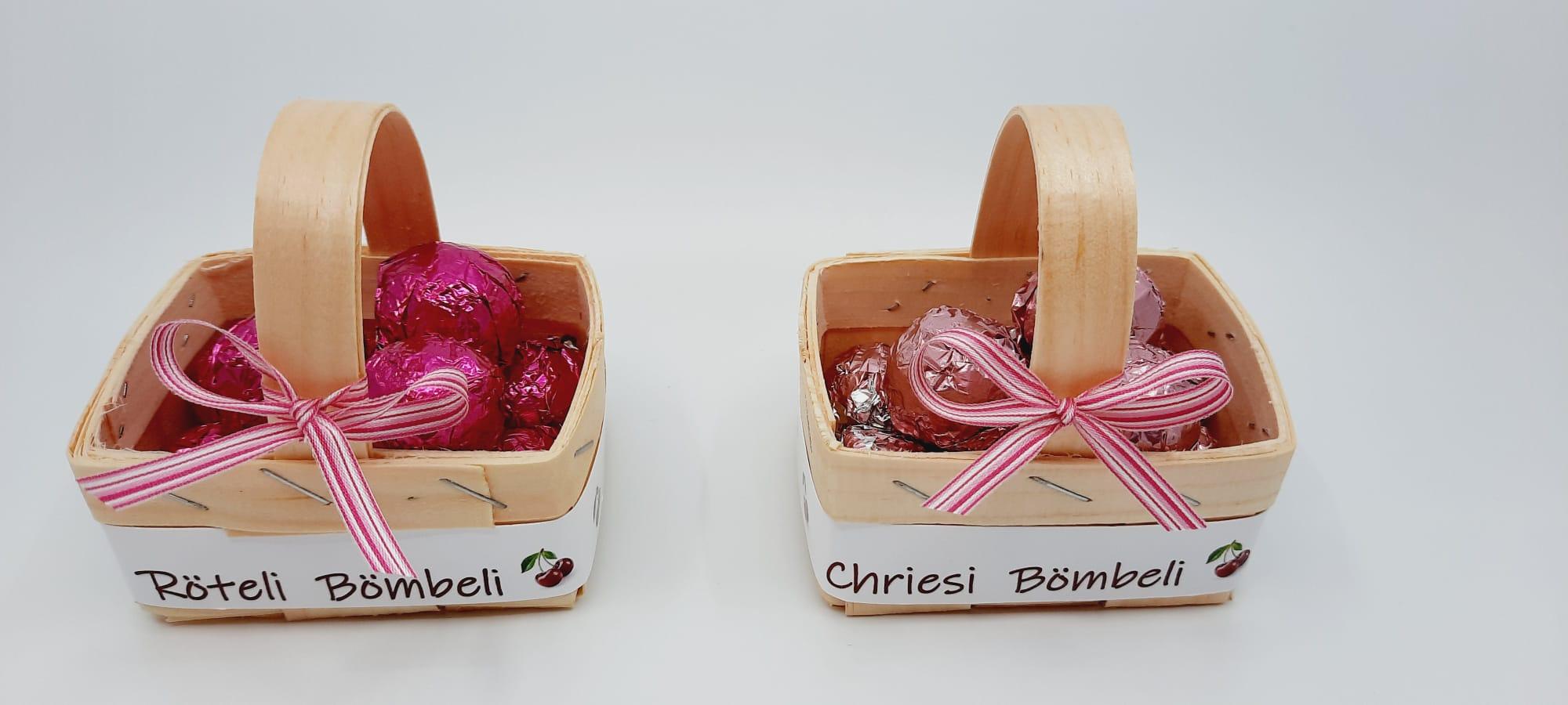 Kirsch und Röteli Bömbeli