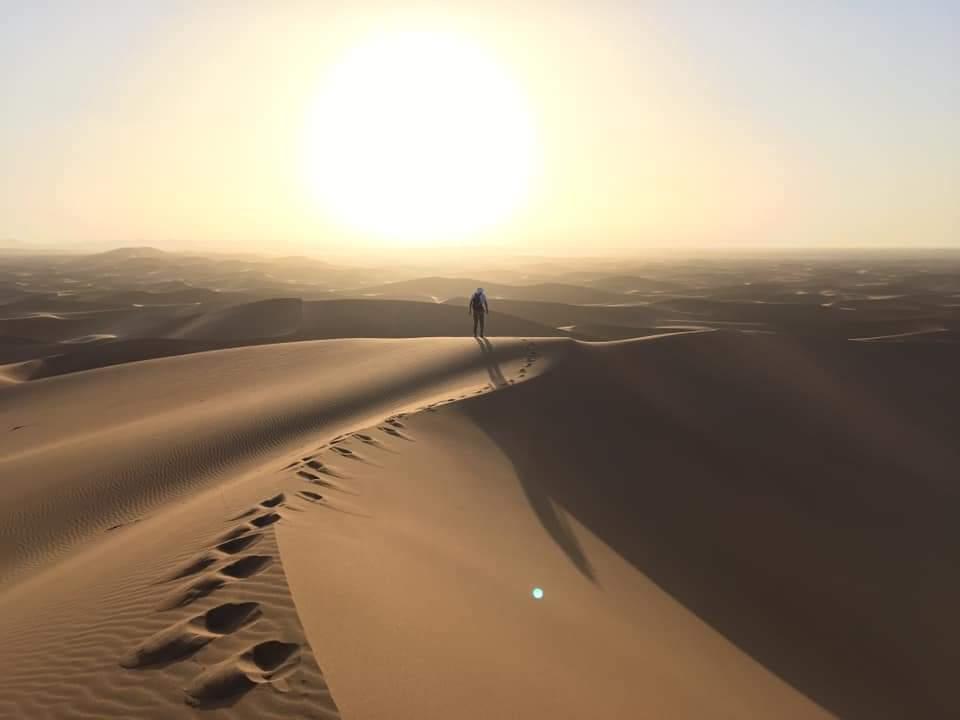 Reiki Sahara Maroc