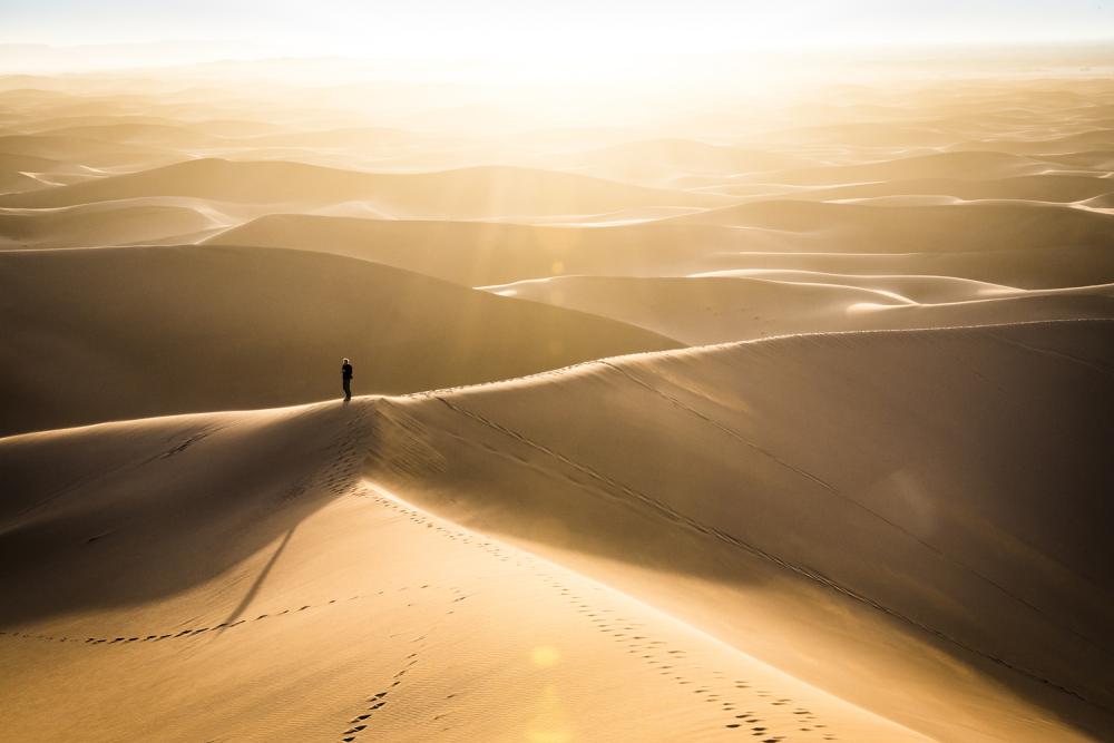 Dunes Chegaga Maroc