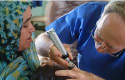 La caravane médicale Maroc