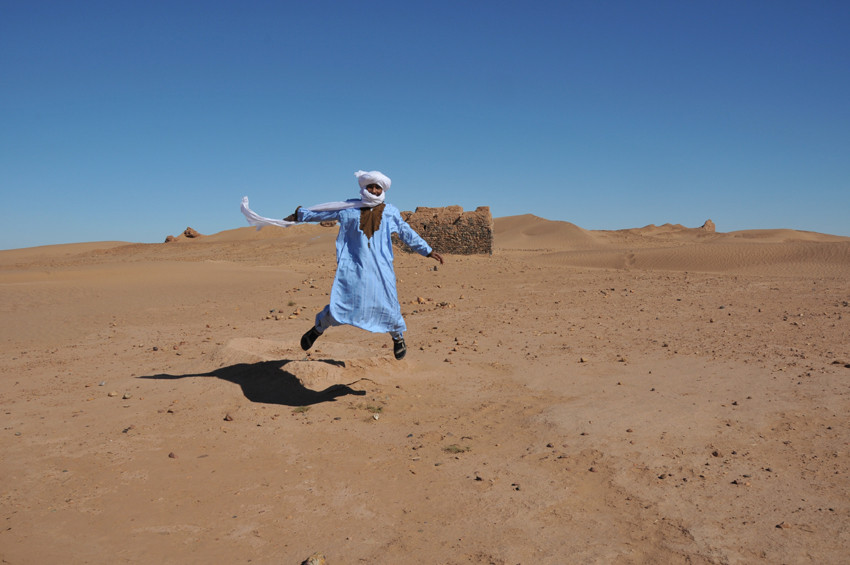 Guide voyage désert Maroc
