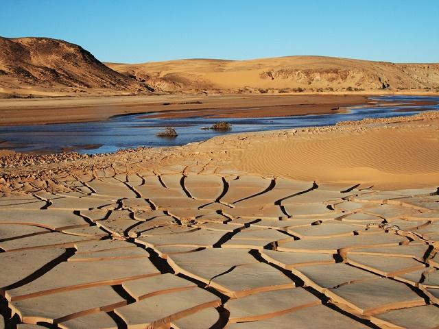 L'eau au Maroc, Vallée du Drâa