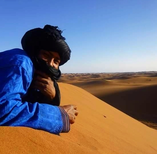 Trek authentique et sportif dans le Sahara Maroc