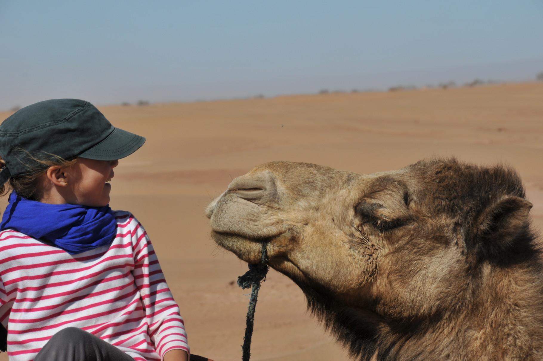 Authentique voyage désert maroc