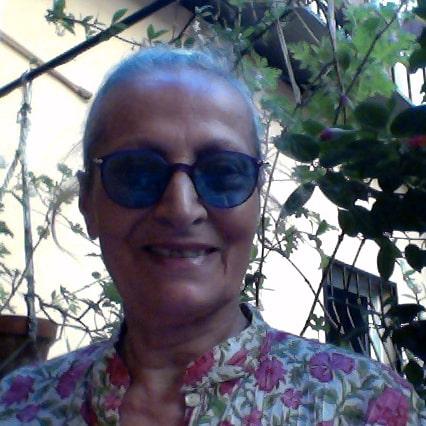 Bianca Silvestri, autrice de Il volo per la raccolta A porte chiuse
