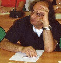 """Antonio Pellegrino, autore di """"Filippo"""", racconto inserito nell'antologia Je suis Chocolat"""