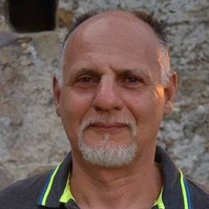 Domenico Fabris, autore de I tre bruchi per la raccolta A porte chiuse